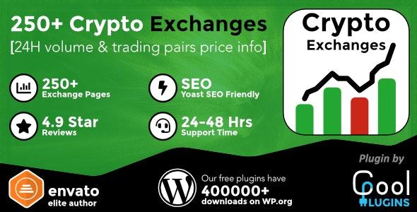 Coins MarketCap - WordPress Cryptocurrency Plugin - 1