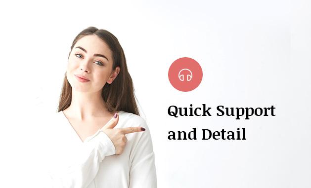 Fast & Friendly Support Fashion WooCommerce WordPress Theme