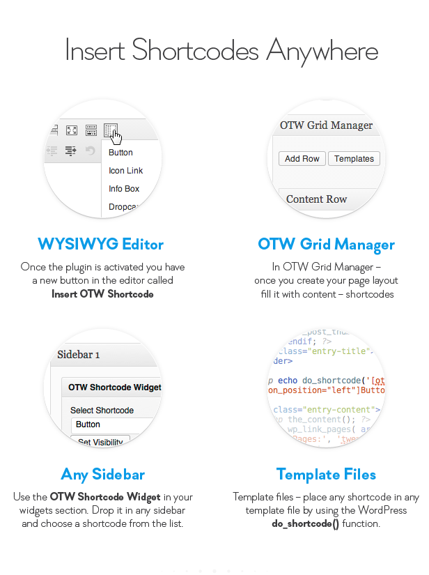 Content Manager for WordPress - 13