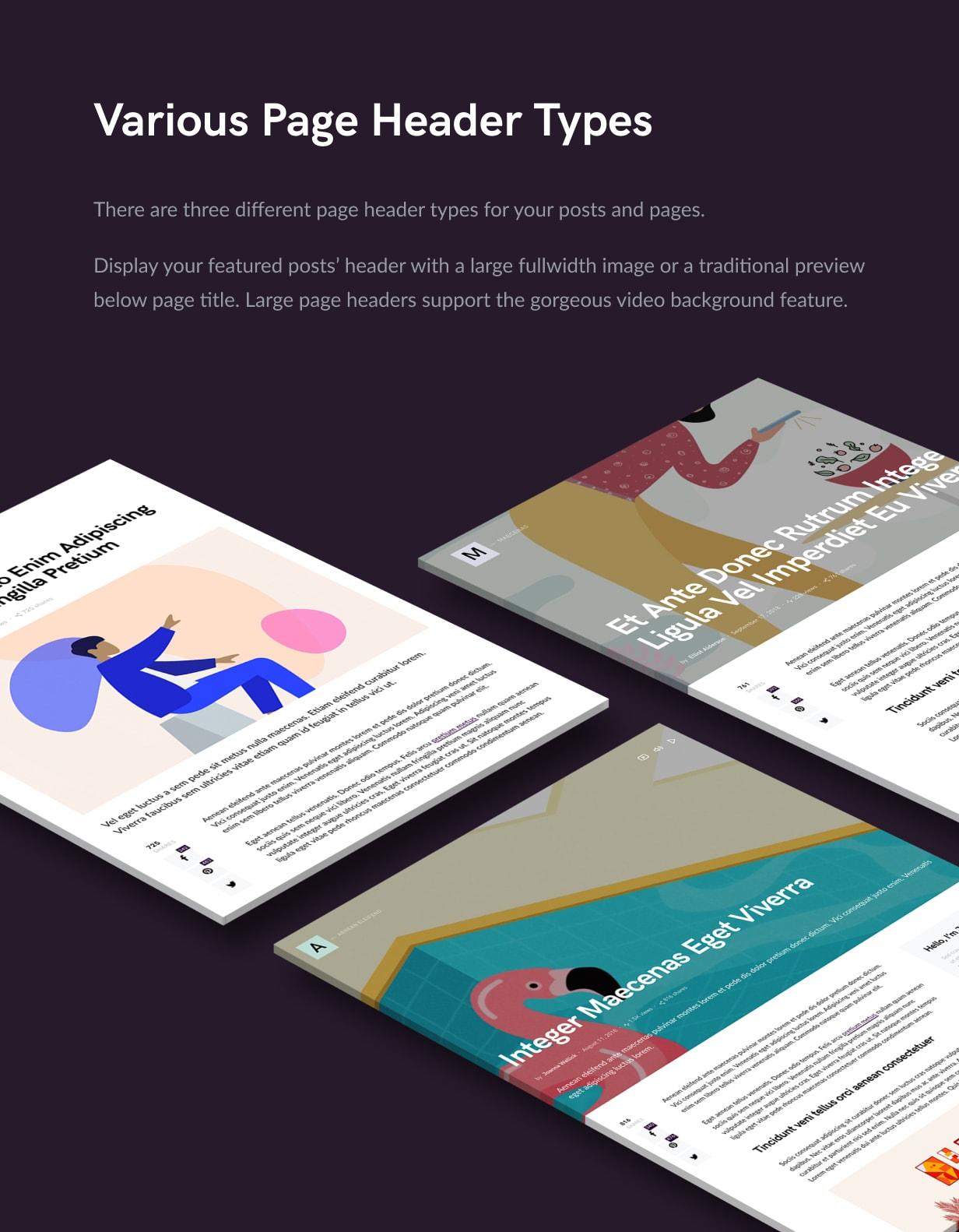 Squaretype - Modern Blog WordPress Theme - 17