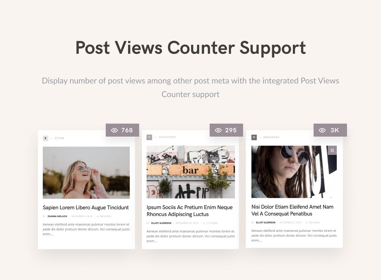 Squaretype - Modern Blog WordPress Theme - 11