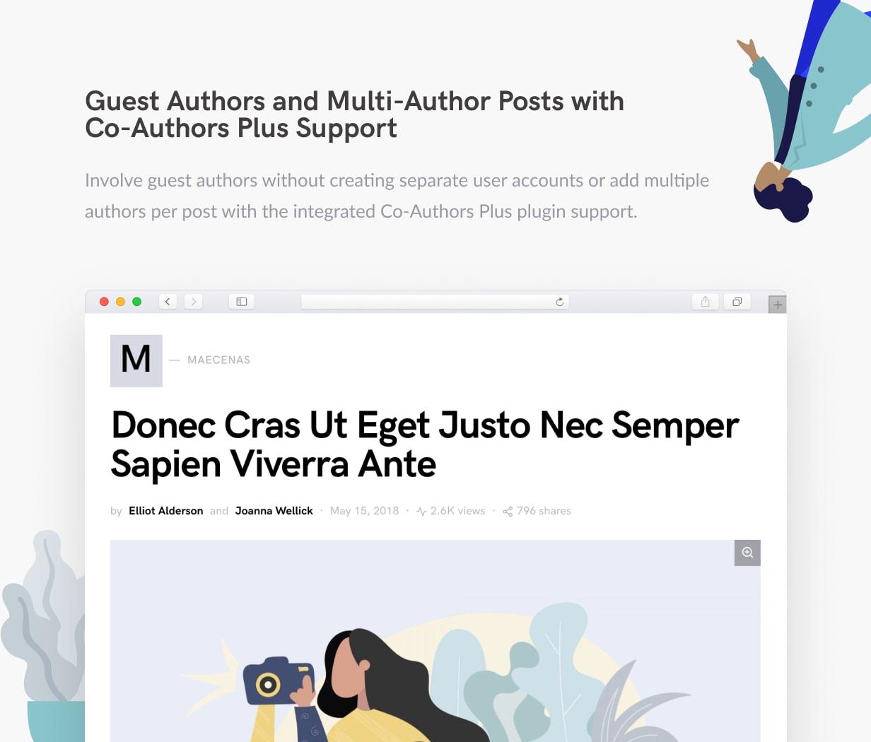 Squaretype - Modern Blog WordPress Theme - 35