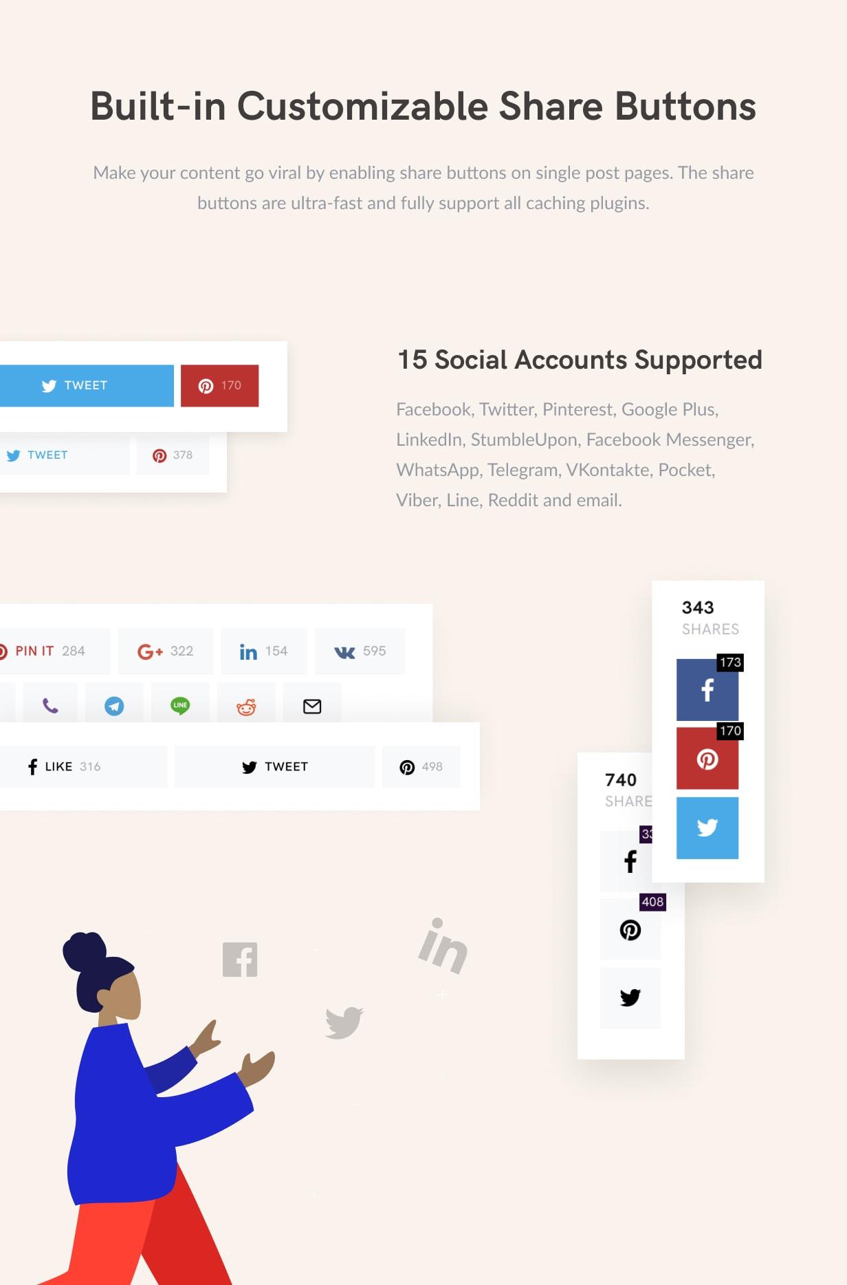 Squaretype - Modern Blog WordPress Theme - 39
