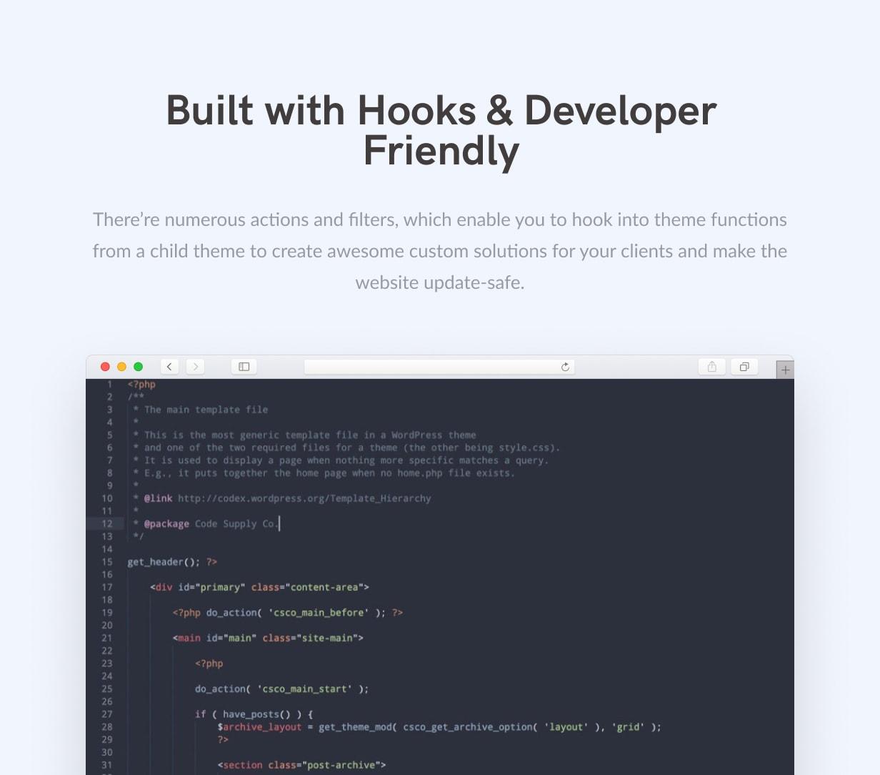 Squaretype - Modern Blog WordPress Theme - 38