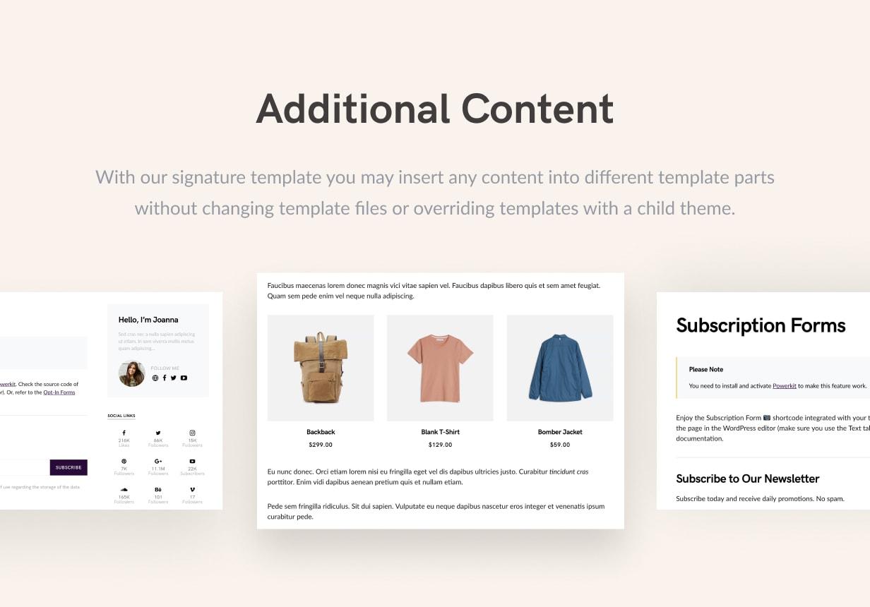 Squaretype - Modern Blog WordPress Theme - 37