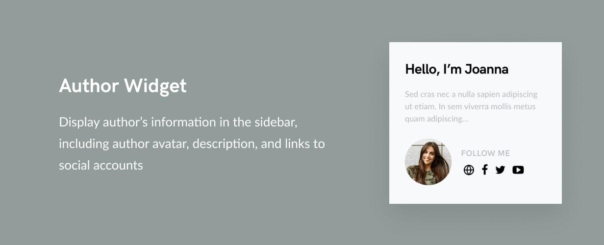 Squaretype - Modern Blog WordPress Theme - 54