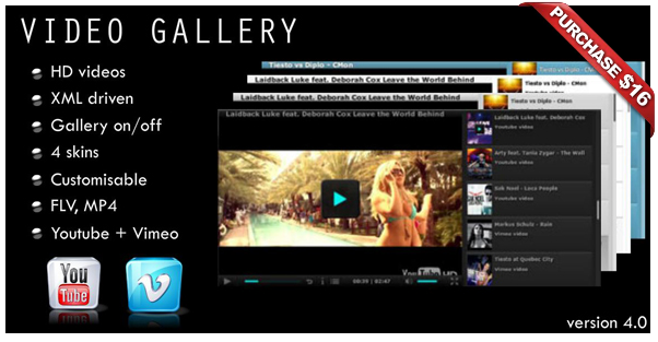 Ultimate Player with YouTube, Vimeo, Ads WP Plugin - 19