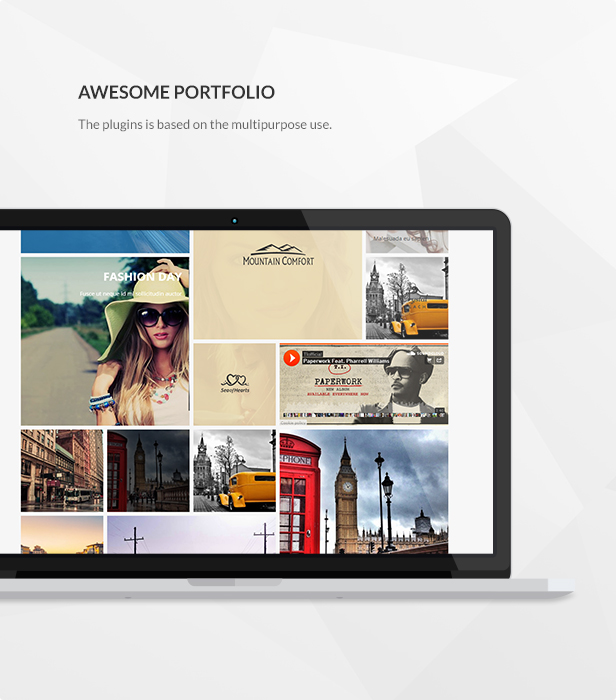 FlatFolio - Flat & Cool WP Portfolio - 7