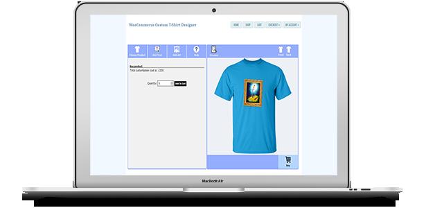 WooCommerce Custom T-Shirt Designer - 14