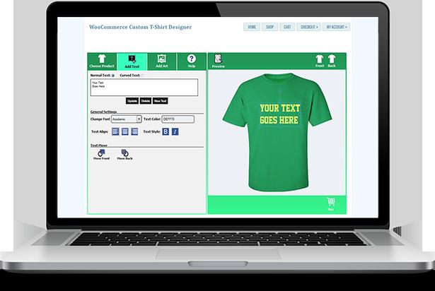 WooCommerce Custom T-Shirt Designer - 18