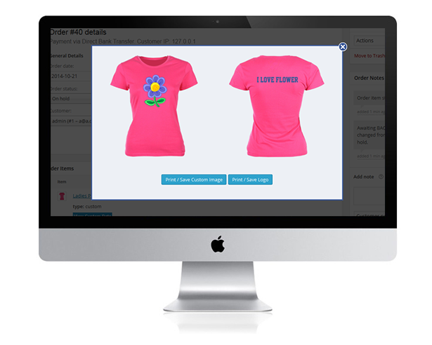WooCommerce Custom T-Shirt Designer - 26
