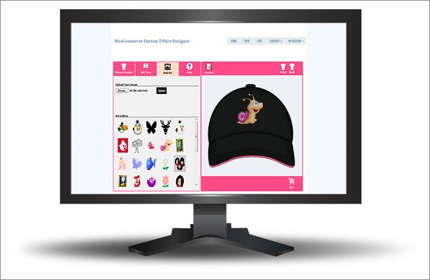WooCommerce Custom T-Shirt Designer - 28
