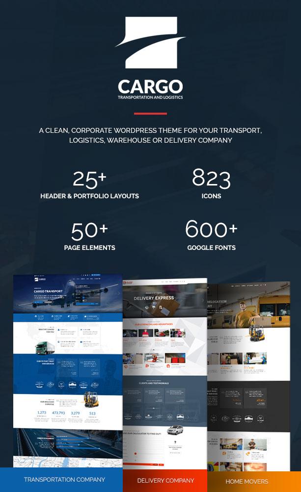 Cargo – Transport & Logistics - 1
