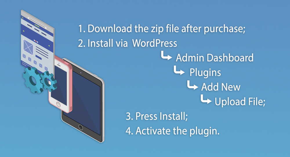install plugin method 1
