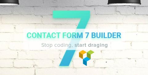 Moana - Contact Form 7 Builder