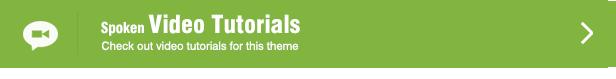 Samba - Colored WordPress Theme - 1