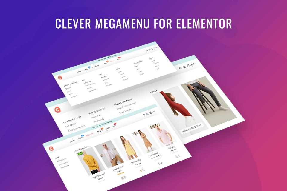 Clever Mega Menu for WPBakery Page Builder - 6