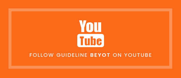 Guideline on Youtube