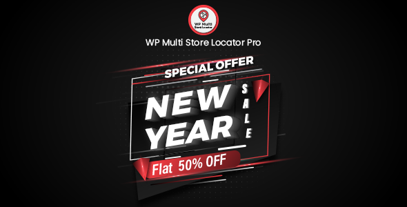 WP Multi Store Locator Pro - 3