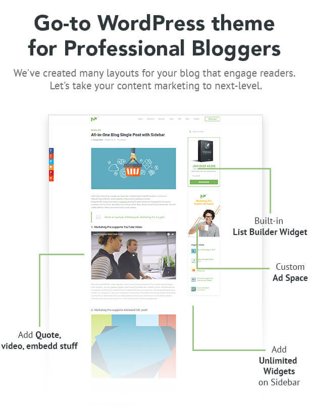 Marketing Pro - SEO & Agency WordPress Theme - 5