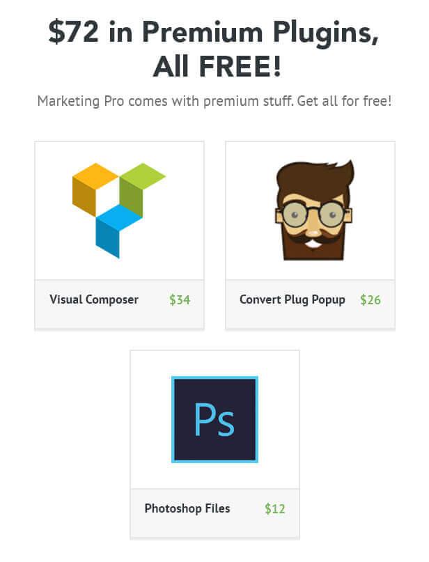 Marketing Pro - SEO & Agency WordPress Theme - 3