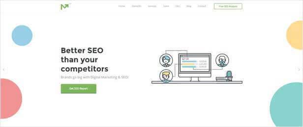 Marketing Pro - SEO & Agency WordPress Theme - 8