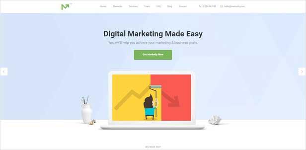 Marketing Pro - SEO & Agency WordPress Theme - 10