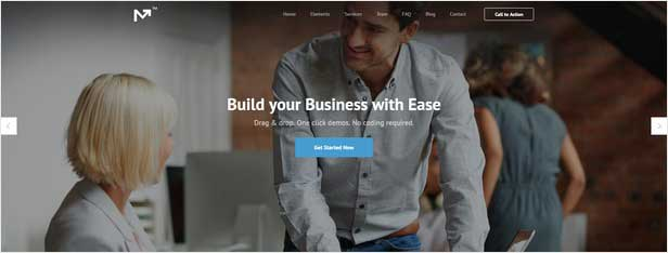 Marketing Pro - SEO & Agency WordPress Theme - 11