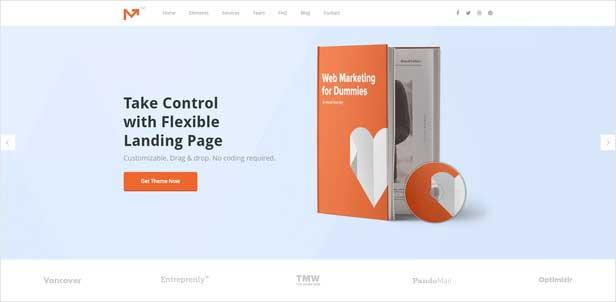 Marketing Pro - SEO & Agency WordPress Theme - 14