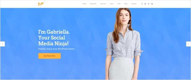 Marketing Pro - SEO & Agency WordPress Theme - 15