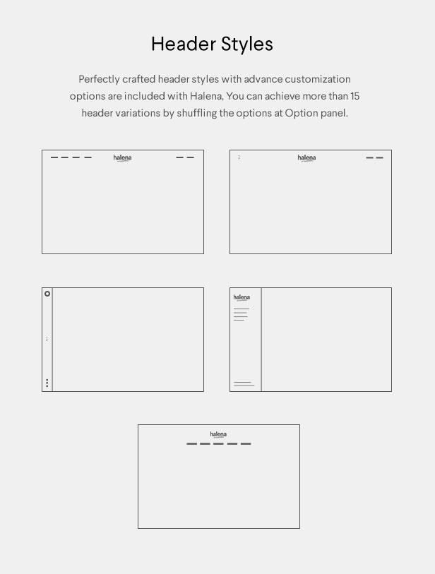 Halena   Minimal & Modern eCommerce WordPress Theme - 12