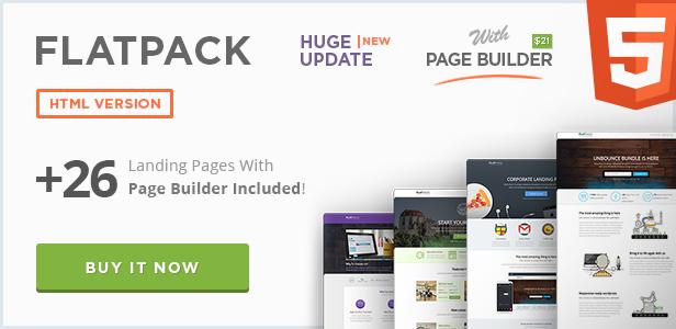 FLATPACK - Multipurpose Unbounce Pack - 2