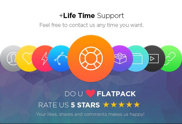 FLATPACK - Multipurpose Unbounce Pack - 34