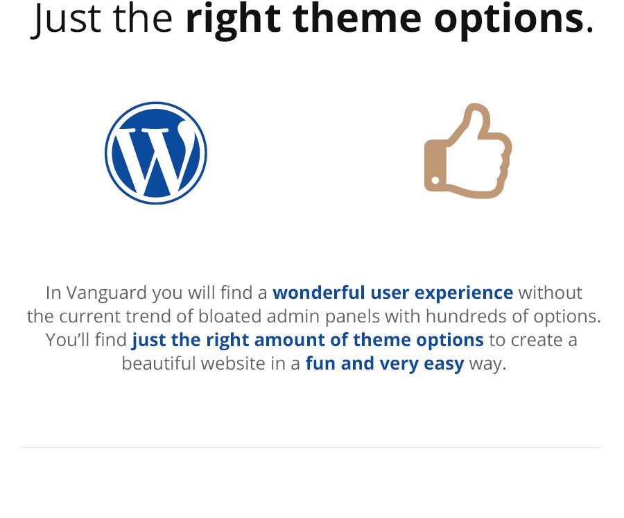 Vanguard: Business & Portfolio WordPress Theme - 12