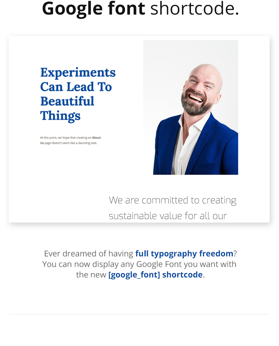 Vanguard: Business & Portfolio WordPress Theme - 6