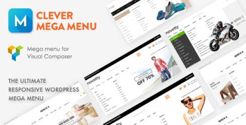 Clever Mega Menu for WPBakery Page Builder