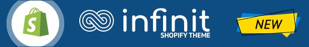 Infinit - Shopify, multipurpose responsive theme