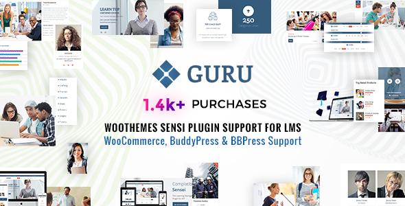 Guru   Learning Management WordPress