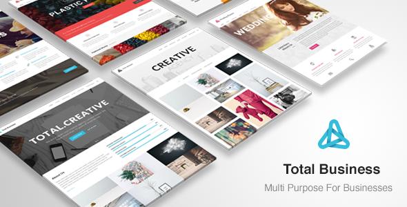 Total Business - Multi-Purpose WordPress