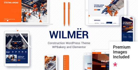 Wilmër - Construction Theme