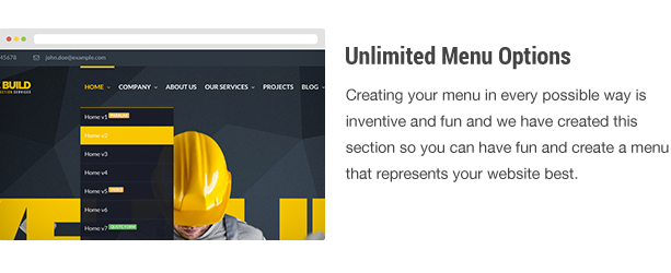 We Build - Construction WordPress Theme - 33