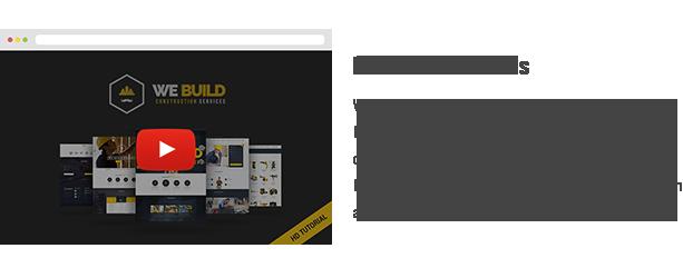 We Build - Construction WordPress Theme - 47