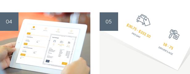 Car Rental Booking System for WordPress - 5