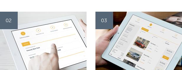 Car Rental Booking System for WordPress - 4