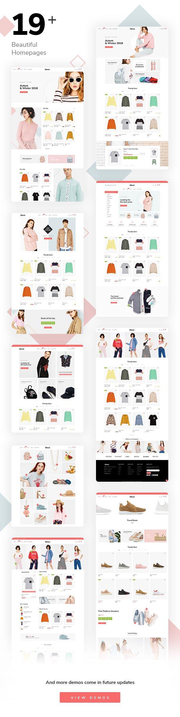 Elessi 2.0 - Responsive Shopify Theme - 7