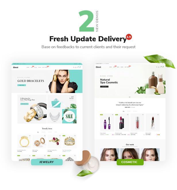 Elessi 2.0 - Responsive Shopify Theme - 3