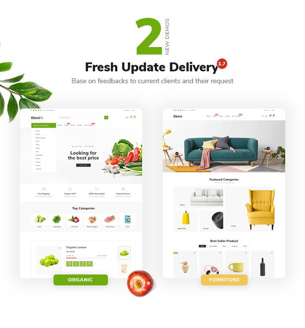 Elessi 2.0 - Responsive Shopify Theme - 4