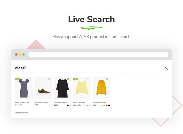 Elessi 2.0 - Responsive Shopify Theme - 22