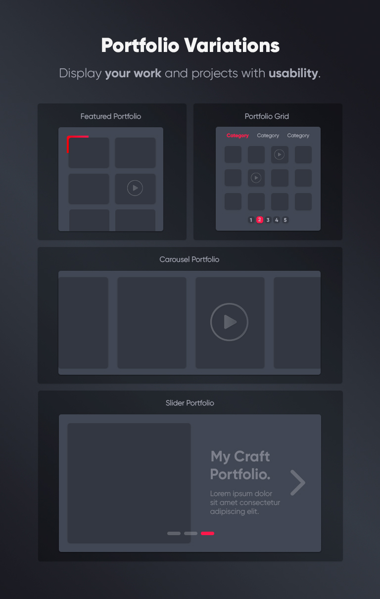 Leverage - Creative Agency & Portfolio WordPress Theme - 10