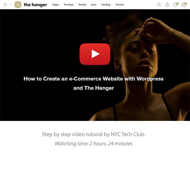 The Hanger - eCommerce WordPress Theme for WooCommerce - 21